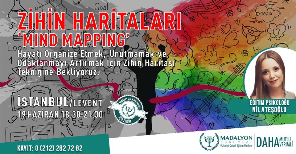 Zihin Haritaları Mind Mapping İstanbul