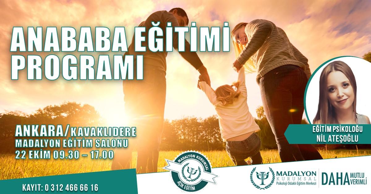 Anababa Eğitimi Programı