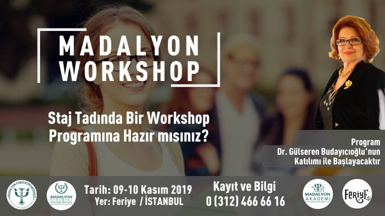 Madalyon Workshop İstanbul