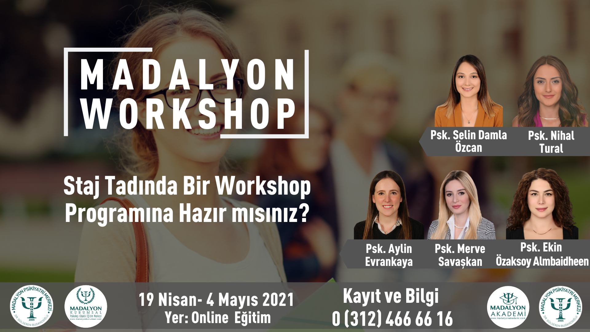 Madalyon Workshop